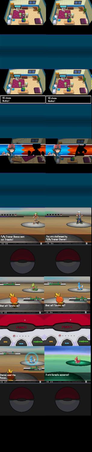 Pokemon White Pokemongamehack Alt + shift + left mouse button. pokemongamehack wordpress com